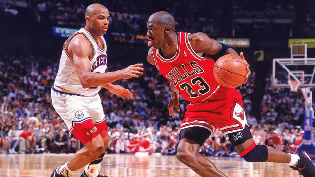 Michael Jordan Sportsman promo image
