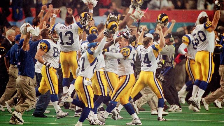 The Greatest: Kurt Warner Leads Rams to Storybook Ending