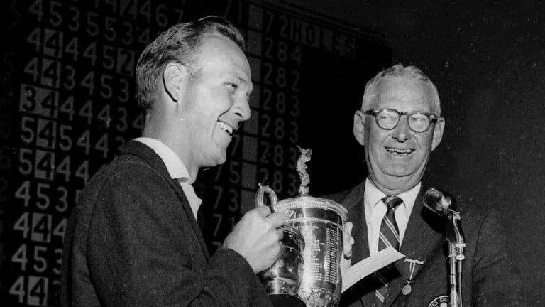Sportsman of the Year: Arnold Palmer