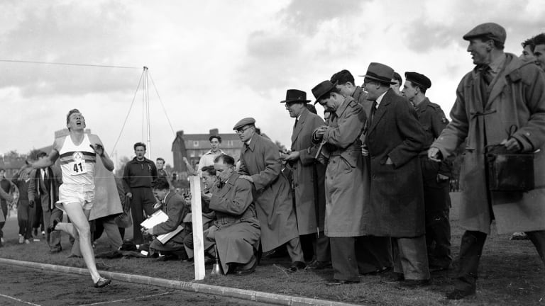 1954 & Its Sportsman: Roger Bannister