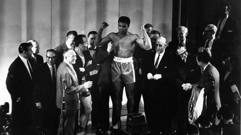 The Eleven Men Behind Cassius Clay
