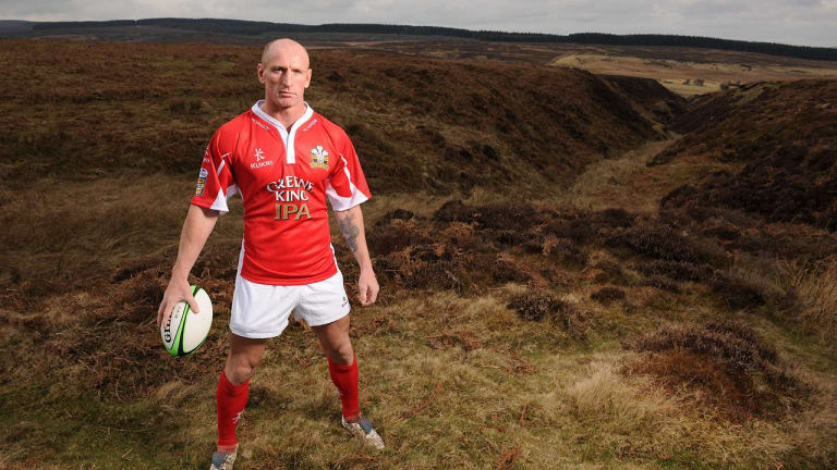 Gareth Thomas ... the Only Openly Gay Male Athlete