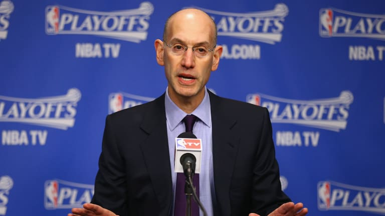 Adam Silver Is His Own Man