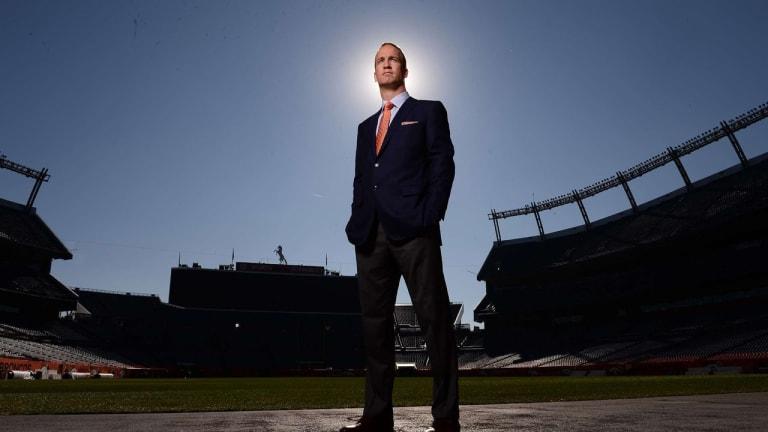 Peyton Manning: 2013 Sportsman of the Year