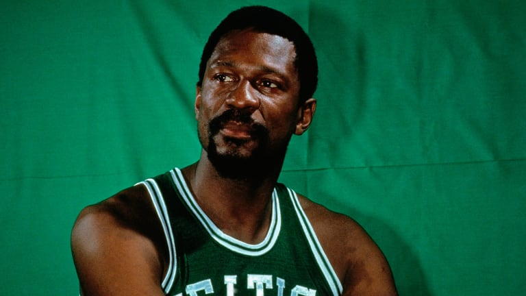 Sportsman of the Year: Bill Russell