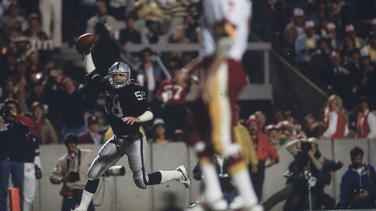 A Runaway For The Raiders