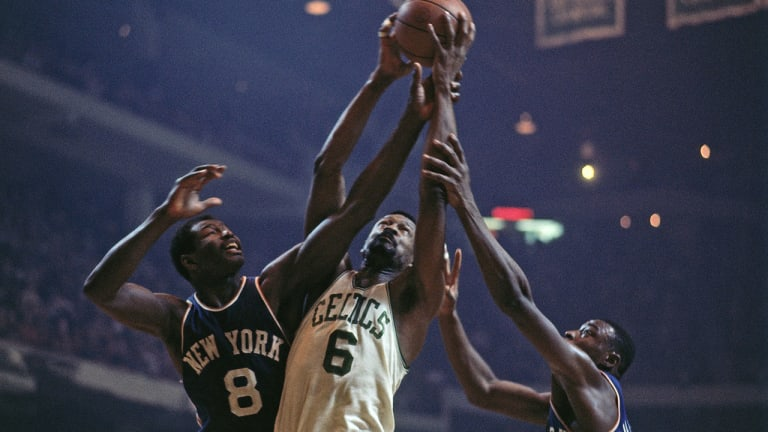 Bill Russell, Star of the Boston Celtics, Wanted—and Got—a New Pair of Shoes