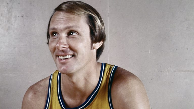 The Golden State of Rick Barry