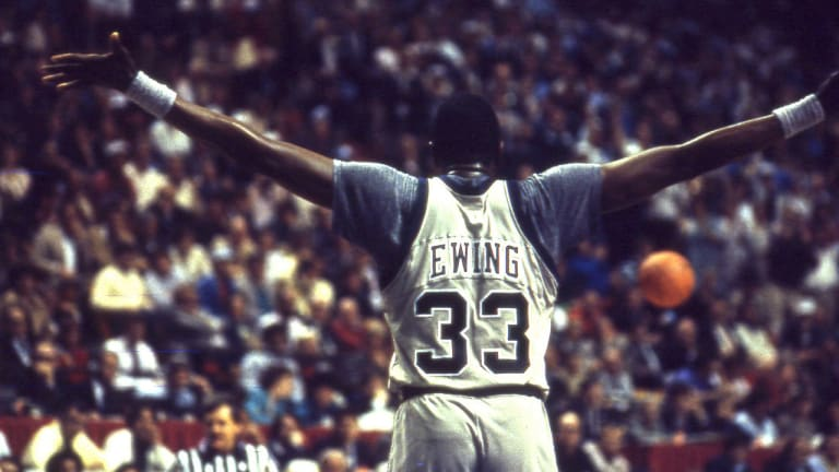 They're cutting it with Ewing