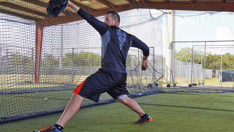 Jose Fernandez Is Ready For His Second Act