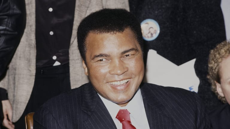 A Celebration Of Muhammad Ali