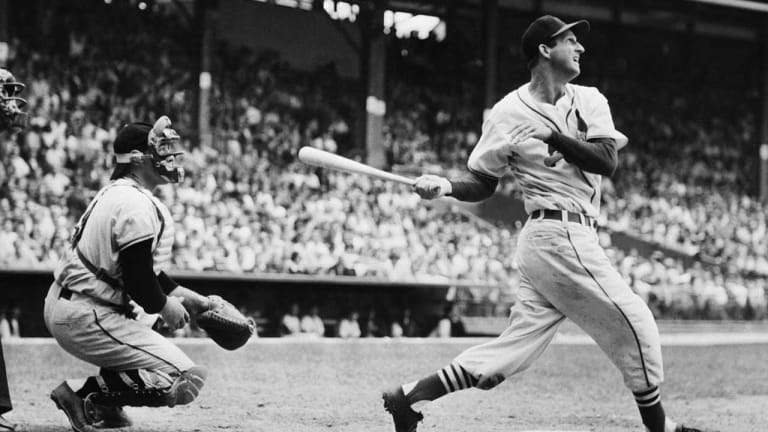 WHERE ARE THEY NOW: STAN MUSIAL