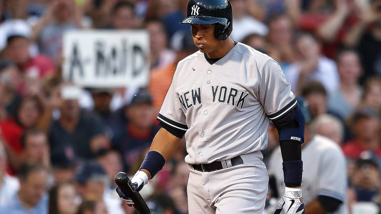 The Last Days of A-Rod
