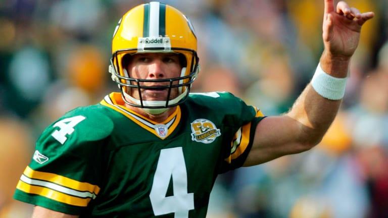 Brett Favre: The 2007 Sportsman of the Year