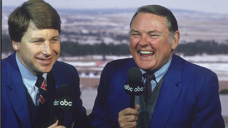 ABC'S Keith Jackson: A Hoss of a Broadcaster