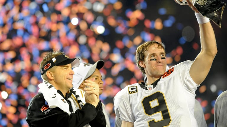 Sportsman of the Year: Drew Brees