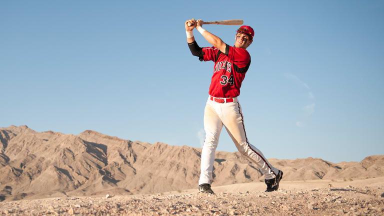 Baseball's LeBron