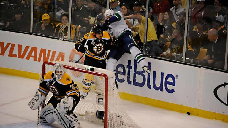 True Grit to the End in Boston