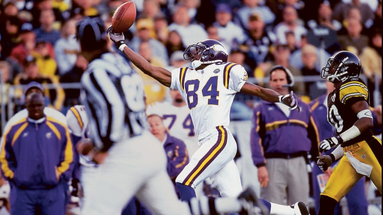 How Good Can Randy Moss Be?
