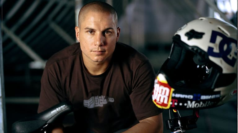 It's Dave Mirra's World