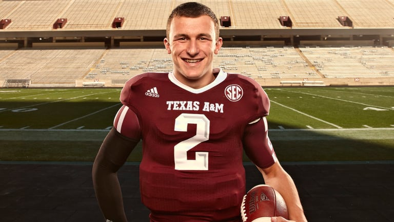 The Oral History of Johnny Football