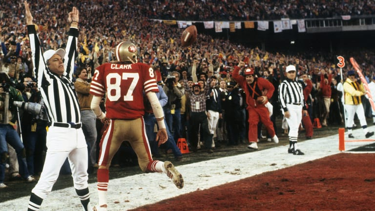 The Day The 49ers Struck Gold