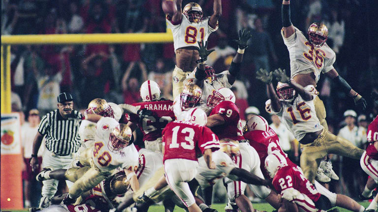 Florida State edged Nebraska for 1994 national title - Sports ...
