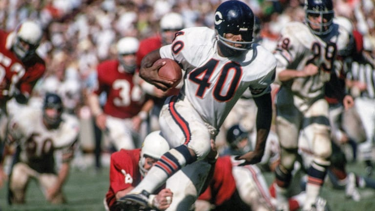 Gale Sayers: The Icon