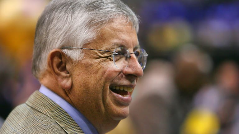 The World According to David Stern
