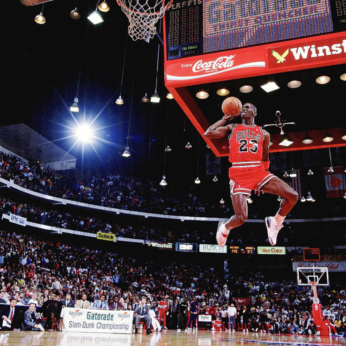 Michael Jordan Reason No. 1: This Dunk