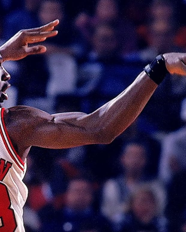 Podcast: Jack McCallum on Michael Jordan's Retirement