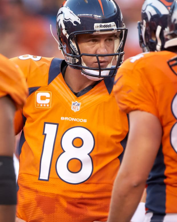 Vault Podcast- Peyton Manning