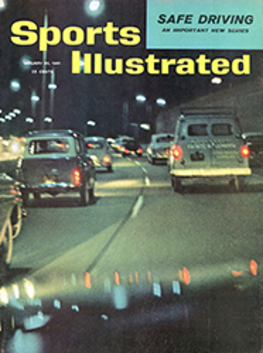 Safe Driving Sports Illustrated Vault Si Com