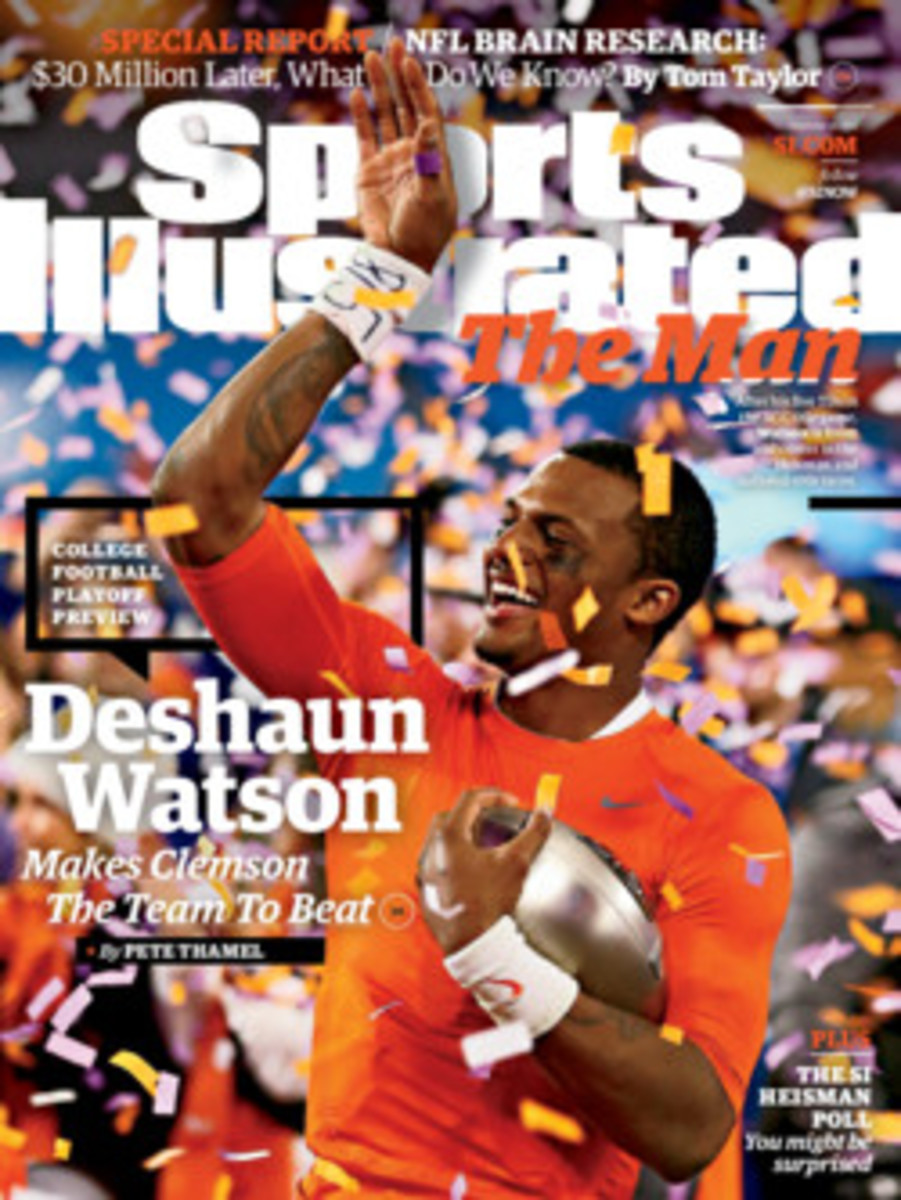 Brain And Brawn Sports Illustrated Vault Si Com