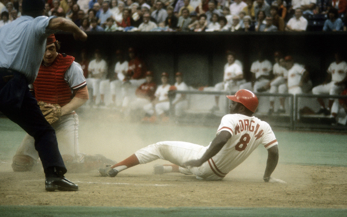 "Joe Morgan 1976: At 5'7"" he's baseball's most complete player - Sports  Illustrated Vault 