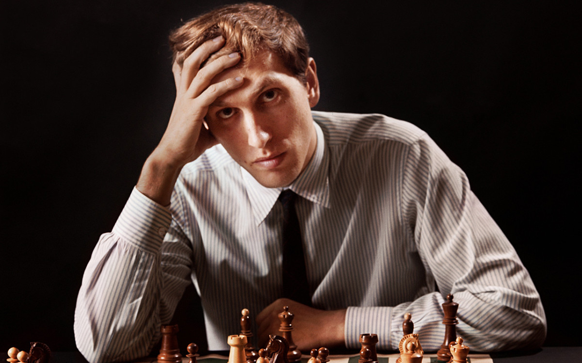 Bobby Fischer - Sports Illustrated Vault | SI.com