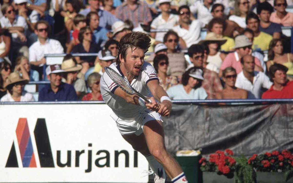 Jimmy Connors :: Walter Iooss Jr./SI