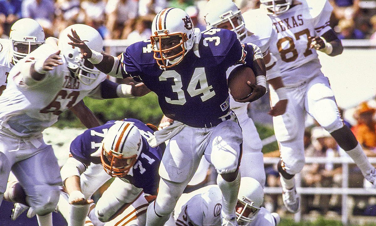 Bo Jackson: Heisman Trophy campaign at Auburn