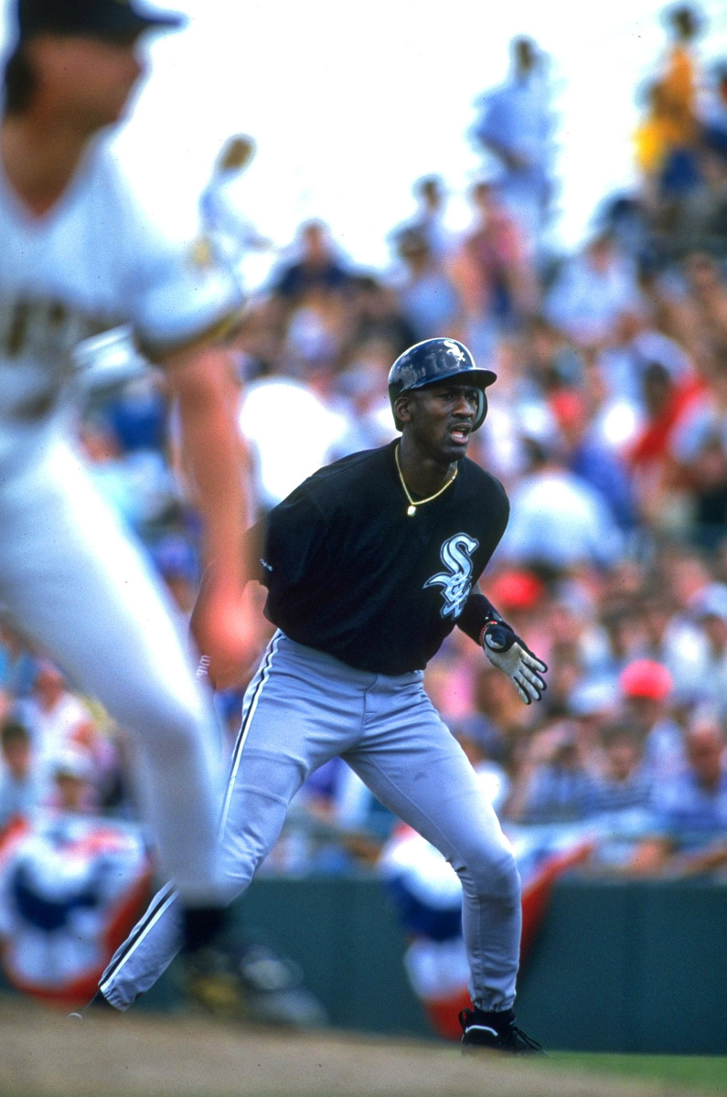 Michael Jordan: Baseball career with Chicago White Sox